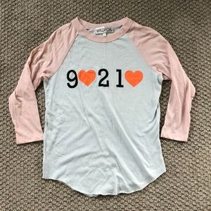 Wildfox 90210 tee
